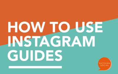 A Guide to Instagram Guides